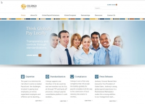 Celergo New Website by Staccato interactive